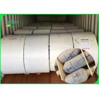 Quality Standard Roll Size 22 - 44mm Environmental FDA Cigarette Paper For Packing for sale