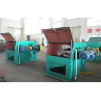 Quality Professional Fully Automatic Abrasive Belt Grinding Machine With 350mm Pole Diameter for sale