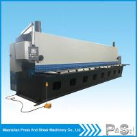 Quality Hydraulic Guillotine Shear Machine for sale