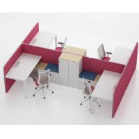 China Different layout design Office partitions with screen divider on sale