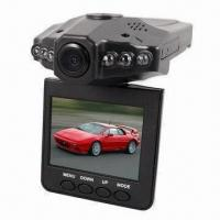 China Car DVR Car Camera Recorder with Cycle and Voice Recordings on sale