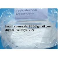 Buy cheap White Testosterone Powder Test Decanoate Test D For Bodybuilding CAS 5721-91-5 from wholesalers