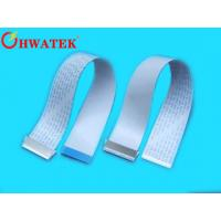 Quality FFC Flat Ribbon Cable , Light Weight Flexible Ribbon Cable For Printers / Copiers for sale