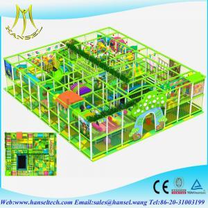 Quality Hanselbaby indoor playground children indoor playground equipments for sale