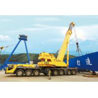 Quality Durable All Terrian Crane QAY500 Hydraulic Mobile Crane With Digital Indicator for sale