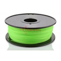 Quality HIPS Green Blue 3D Printer Consumable Filament 3D Rapid Prototyping , 2.2lb / Spool for sale
