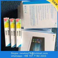 Quality computer software Microsoft Windows 10 home 64 bits Retail Box Package 3.0 USB flash drive Win10 home for sale