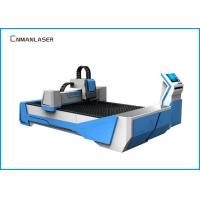 Quality Water Cooling 500 W Stainless Steel 0.1-15 mm Cnc Fiber Laser Cutting Machine for sale