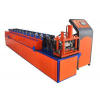 Quality Construction Light Steel Keel Roll Forming Machine Motor Drive For CD / UD Profile for sale