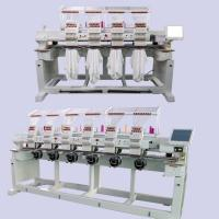 Quality Cap Multi Head Computerized Embroidery Machine Automatic High Performance for sale