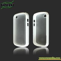 Quality PC hybird hard case for Blackberry Q10, both frosted surface for sale