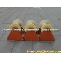 Quality Edge Mount Manhole Lead In Cable Roller supplier for sale