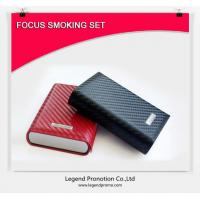 Quality 2013 hot sailing Leather cigarette case with magnet for sale