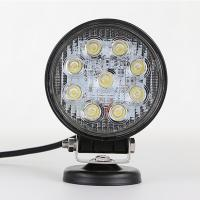 Quality 27W LED Lights LED Car Bulbs For Motorcycles for Off road Jeep for sale