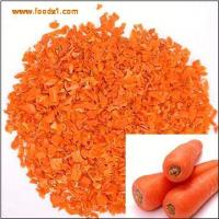 Quality dehydrated carrot granules for sale