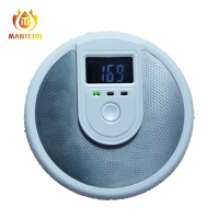 Buy cheap Electro Chemical LED Display 4.2V Carbon Monoxide Detector from wholesalers