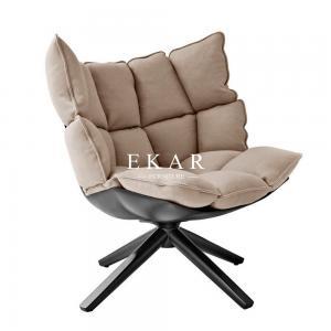 Quality Modern Italian Designer Furniture Fashion Soft Leisure Lounge Chair ZZ-ZKB007 for sale