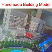 Quality Commercial architecture models 025 for sale