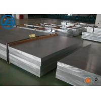 Buy 610 x 914mm x 1-13mm Magnesium Alloy Strongest Metal For Etching Engraving at wholesale prices
