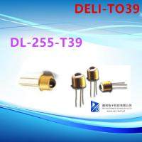 China 255nM UVC LED Lamp Sensor-TO39 Air Space Water Quality Monitoring DL-255-T39 on sale