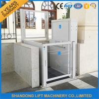 China ISO CE Approved Wheelchair Platform Lift Handicapped Platform Lift on sale