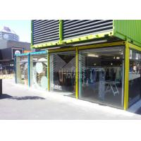 China Customized Shipping Container Retail Store , Shipping Container Retail Shops on sale