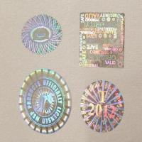 Quality Hologram/Security Labels/Laser/Void/Security/Warranty Void Stickers, Customized Design for sale
