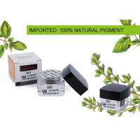 China Pigmentation Grey Eyebrow Tattoo Pigment Ink Natural Microblading Cream CE on sale