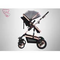 Quality Shocking Proof High Landscape Baby Stroller Rotatable Seat  Big Mom Bag for sale