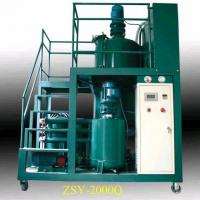 Quality ZSY Waste Engine Oil Regeneration Device for sale