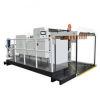 Quality Cross Cutting / Slitting Non Woven Fabric Bag Making Machine 50-150 GSM Thickness for sale