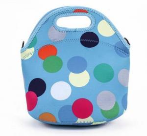 Quality neoprene cooler bag, neoprene lunch bag, neoprene picnic bag for sale