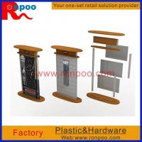 China Custom Wooden Racks,Wood Rack Displays,COUNTER TOP WOOD POP DISPLAY RACK,Retail Store on sale