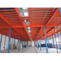Quality Warehouse Heavy Duty Storage Racks Steel Plate Industrial Mezzanine Flooring Systems for sale