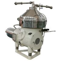 Quality Centrifugal Dairy Cream Separator , Compact Butter Separator Machine for sale