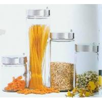 vms101glass jar/stainless steel cover