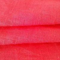 China Linen-cotton Dyed Fabric with 20S Warp Yarn Count on sale