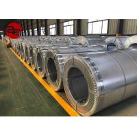 Buy SGCC Raw Material Galvanized Sheet Metal Rolls Thickness 0.2mm - 2mm at wholesale prices