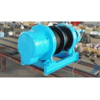 Quality 12V electric trawler winch 3t winch for construction building site for sale