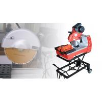 Buy cheap Adjustable Water Supply Core Cut Concrete Saw With Blade High Efficiency from wholesalers