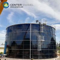 Quality Bolted Steel Fire Fighting Water Tank With NFPA OSHA BSCI Certification for sale