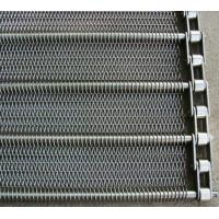 China Customized Spiral Wire Freezer Stainless Steel Conveyor Belt Baking Washing on sale