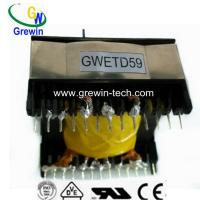 Quality Auto-Transformer Etd High Frequency Electronic Transformer for PCB Circuits Computer for sale