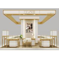 Quality Disassembly Structure Showroom Display Cases Decorated With LED Spotlights for sale