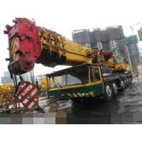 China 300 ton Demag truck crane used cheap price sale on sale
