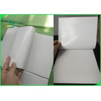 China 200gsm 250gsm High Brightness Coated Paper Board For Packing Box on sale