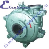 Quality Mining Hydraulic Slurry Pump With Wear-Resistant Rubber Liners for sale