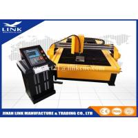 Quality Iron plate plasma metal cutting machine table top plasma cutter with big size for sale