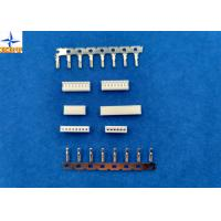 Quality 1.25mm Pitch Board-in Housing, 2 to 15 Circuits Single Row Crimp Housing for Signal Application for sale