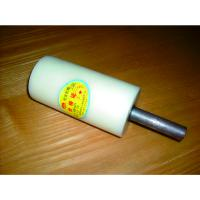 Quality Low Noise Conveyor Guide Rollers Used In Power Industrial With LYC Bearing for sale